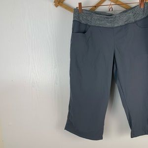 Mountain Hardwear Pants - [Mountain Hardwear] NWT Dynama Capri